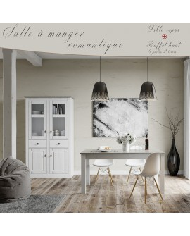 salle a manger style anglais affordable salle a manger. Black Bedroom Furniture Sets. Home Design Ideas