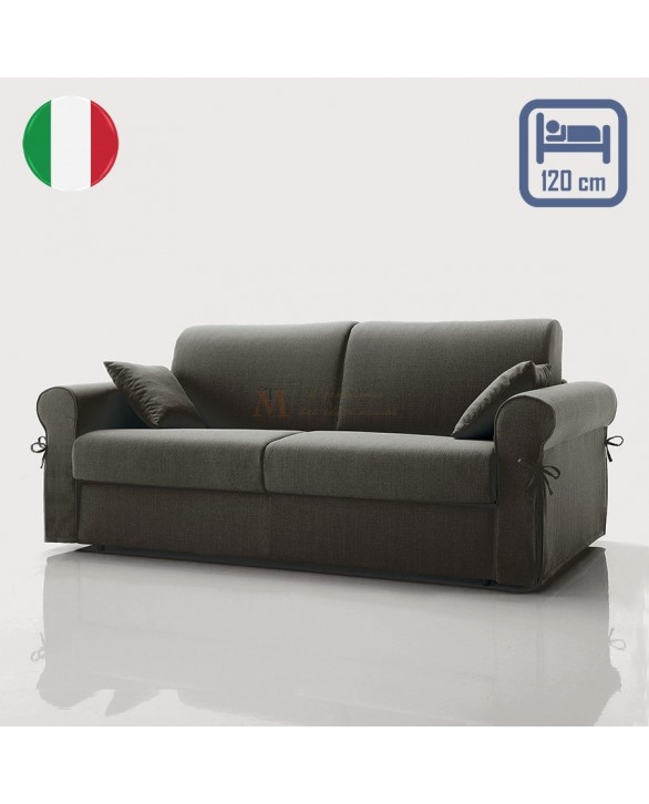 canap rapido couchage 120 cm rev tement tissu d houssable. Black Bedroom Furniture Sets. Home Design Ideas