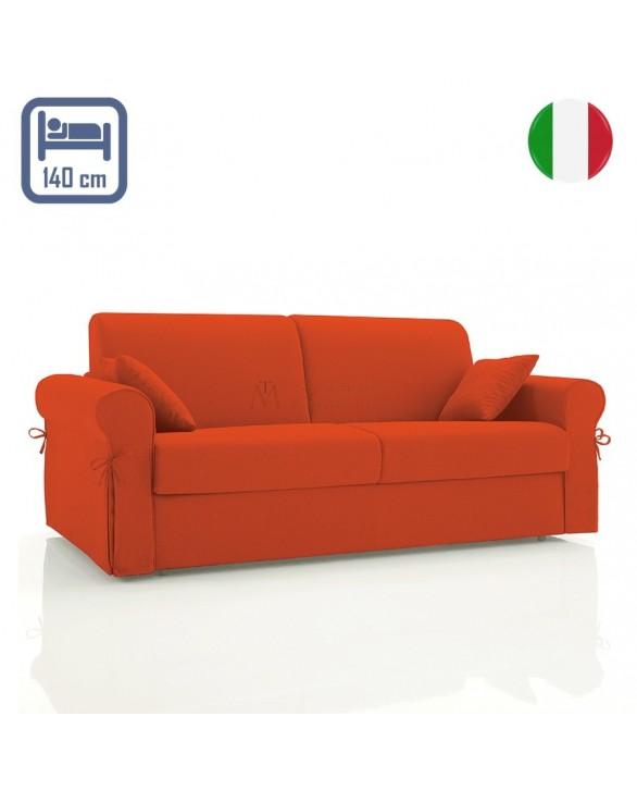 Canapé rapido ARENA 2 places couchage 140 cm conversion facile et sans effort