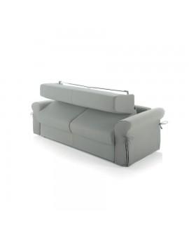 Les phases de conversion du canapé rapido ARENA 3 places maxi couchage 160 cm