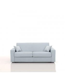 Canapé rapido SALLY couchage 120 cm revêtement tissu SI-22