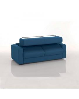 La conversion du canapé rapido SALLY 2 places couchage 140 cm