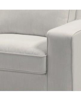 pas cher canap angle 4 5 vraies places rev tement tissu. Black Bedroom Furniture Sets. Home Design Ideas