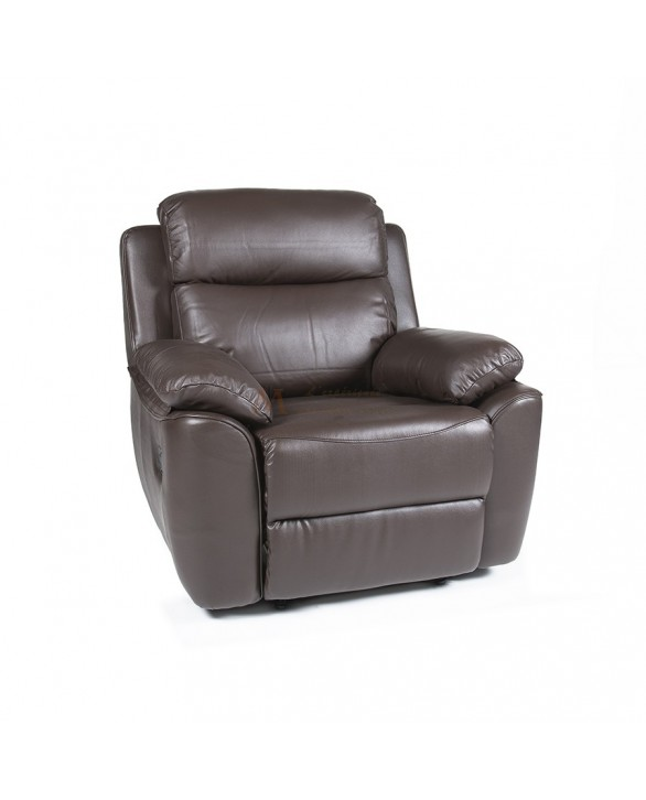 fauteuil relax manuel grand confort cuir qualit sup rieure. Black Bedroom Furniture Sets. Home Design Ideas