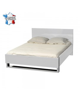Chambre adulte for Lit et commode adulte