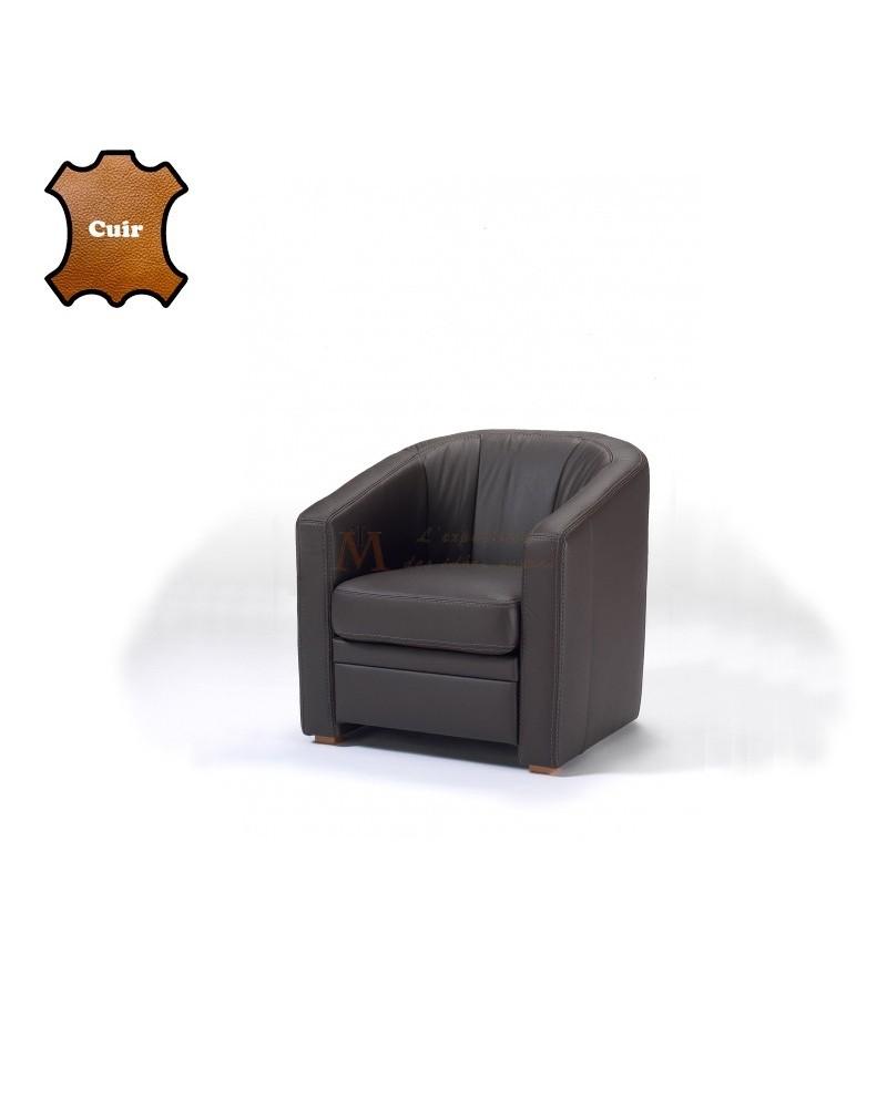 fauteuil cabriolet cuir noir grand confort mandy Résultat Supérieur 5 Élégant Fauteuil Crapaud Cuir Noir Stock 2017 Pkt6