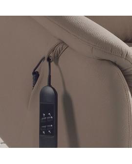 Télécommande du fauteuil relax avec releveur ROMEO 2 moteurs électriques