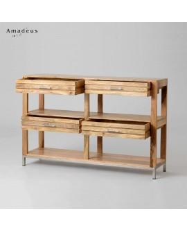 Console de drapier AMC368 le style industriel de qualité de marque AMADEUS