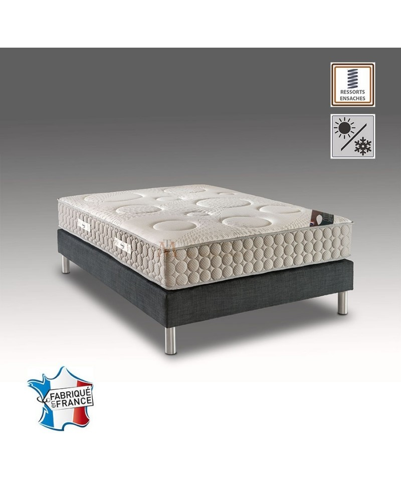 matelas 660 ressorts ensach s fabriqu en france paloma. Black Bedroom Furniture Sets. Home Design Ideas