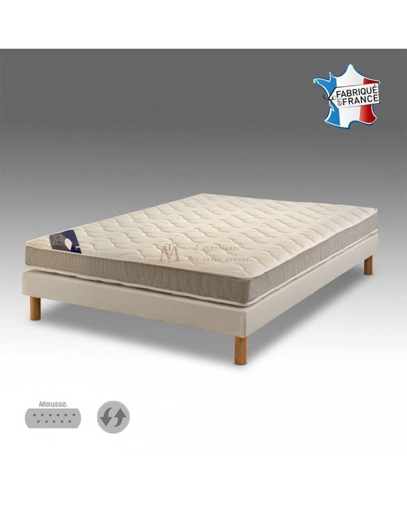 matelas adultes mousse hypoallerg nique fabriqu en france. Black Bedroom Furniture Sets. Home Design Ideas
